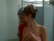 Pita Oliver, Jamie Lee Curtis, Mary Beth Rubens In Prom Night (198
