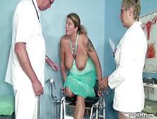 Wenn Der Frauenarzt Die Mutti Fickt Bei Der Kontrolle