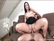 Big Butt Girl Fucked In The Butt Lustily