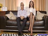 Glam British Pair Invite Schoolgirl Ffm - Mature Sex