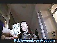 Publicagent Vivian Gets Fucked In The Arse For Cash