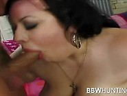 Bbw Babe Chrystal Starts With A Blowjob Video