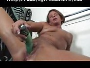 Granny Big Clit Solo Play In The Gym Mature Mature Porn Granny O