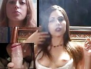 Xxx Video Smoking Femdom Tribute To Canadanon Joi