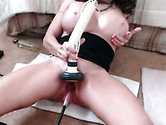 Horny Mature Milf Squirts On Webcam Part 2