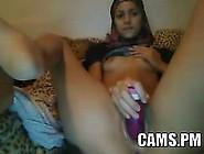 Nude Arab Teen Girl Masturbating On Webcam