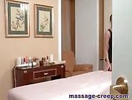 Teen Blonde Homemade Massage-Creep