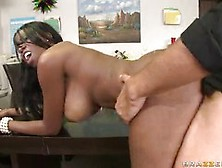 Busty Ebony Kittie,  Codi Bryant,  Got Drunk On Private Bithday Pa