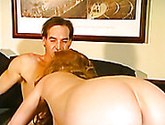 Kinky Dude Enjoys Licking Shaved Pussy And Juicy Ass Hole Of One