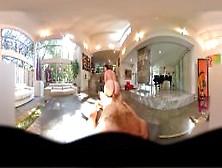 Vr Stereoscopic 360 - Hot Milf Dana Dearmond Has The Sexiest Ass