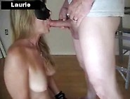Some Oral And Some Fun Amateur Bondage