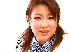 Akane Sakura Is A Busty Asian Teen