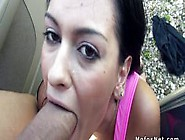 Sports Teen Hitchhiker Bangs Huge Dick Pov