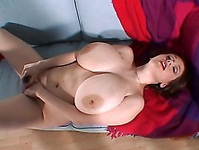 Freckles small tits redhed porn