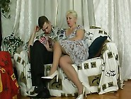 Russian Amateur Mom Seduces And Fucks Her Step Son