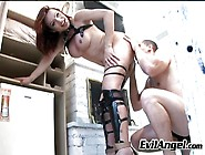 Playing With A Shemale Sex Bomb Shell @ Fucking She Males #06