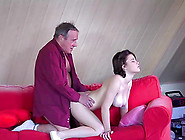 Veronica Morre Takes Senior Cock For A Few Serios Spins