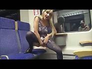 Pissen In Der S-Bahn