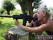 Hot Blonde Footjob Naked Girls With Guns