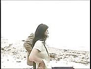 Sesso Anale In Spiaggia Con Troia Mora Abbronzata