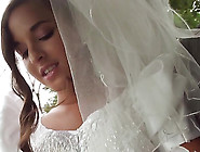 Gorgeous Rejected Bride Amirah Adara Gets Her Pussy Fucked By Th