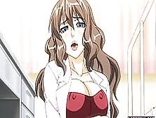 Hentai Nurse Sucks And Rides Hard Cock