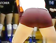 Date Her From Cheat-Date. Com - Perfect Volleyball Ass Bendin