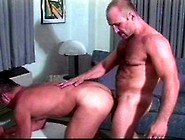 Perverted Muscled Police Daddy Anal Stretching Adventure