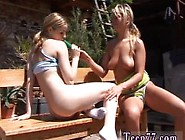 Tall Blonde Teen Ass And Petite Blonde Hd Pov And Hardcore Lesbi