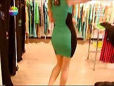 Turkish Teen Banu Gizem Rahsan Sexy Television