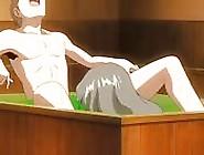 Hentai Fucking In Japanese Bathhouse