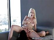Babe Vanessa Veracruz Licks Masseuse Stevie Shae's Pussy