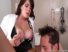 Johnny Castle Puts His Bean Into Alison Tyler's Mouth