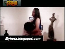 Indian Girl Attended Interview And Guy Seducing In South Masala