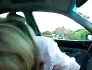 Mature Office Woman Blowjob In Car