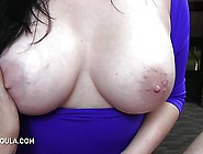 Black Hair Blue Eyes Wife Gets Me Off Twice-Creampie Facial