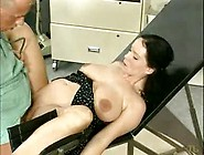 Preggo Babe Fucked In The Doctor's Office