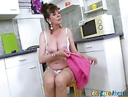Europemature Hairy Pussy Mature Solo Seduction