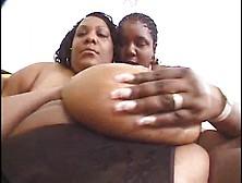 Fat Black Lesbians Fool Around