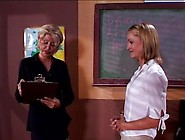 Sexy Horny Milf Teacher Use Her Student For Cute Lesbian