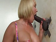 Mellanie Monroe Having Anonymous Interracial Sex