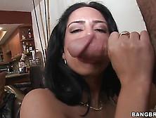 Vagina on her face porn