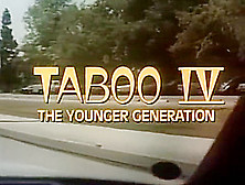 Taboo 4 Classic Kay Parker, , ,  Honey Wilder