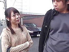 Desirable Japanese Girl Likes It When A Friend Eats Her Pussy