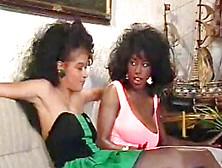 three girls double dildo nude