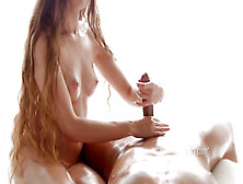 Fine Art Erotic Massage And Handjob