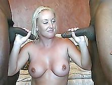 Calli cox blacks on blondes