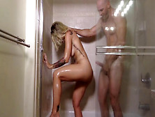 Kissa Sins Fucked By Johnny Sins In The Shower