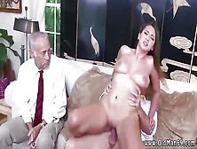 Old And Young Homemade Sex