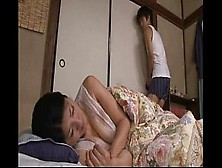 Japanese Sleeping Mother Porno